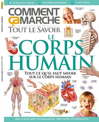 BOOKAZINE 2 - corps humain