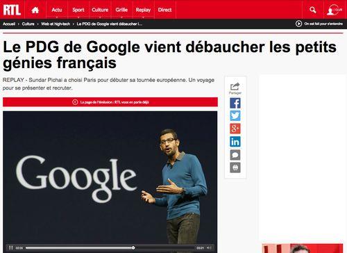 Google rtl