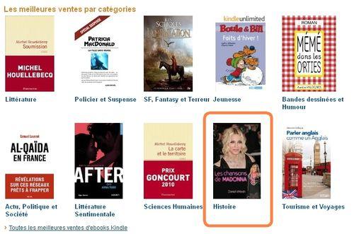 Madonna - n01 par_catégories
