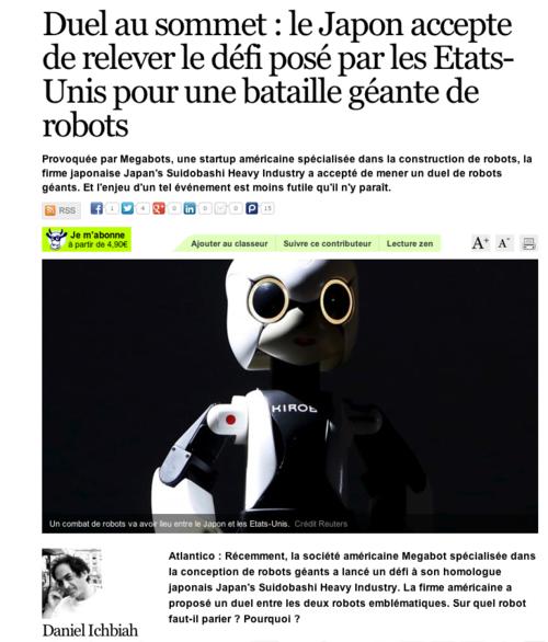 Atlantic robots