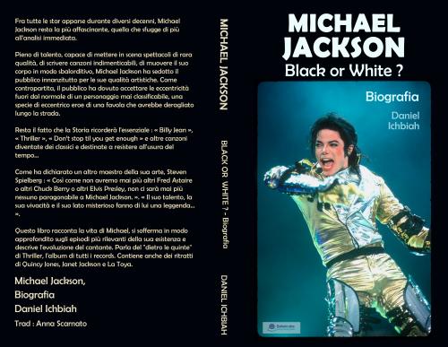 Couverture paperback italienne copie