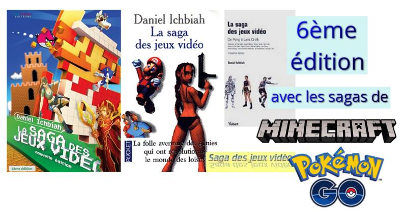 Saga jeu video promo