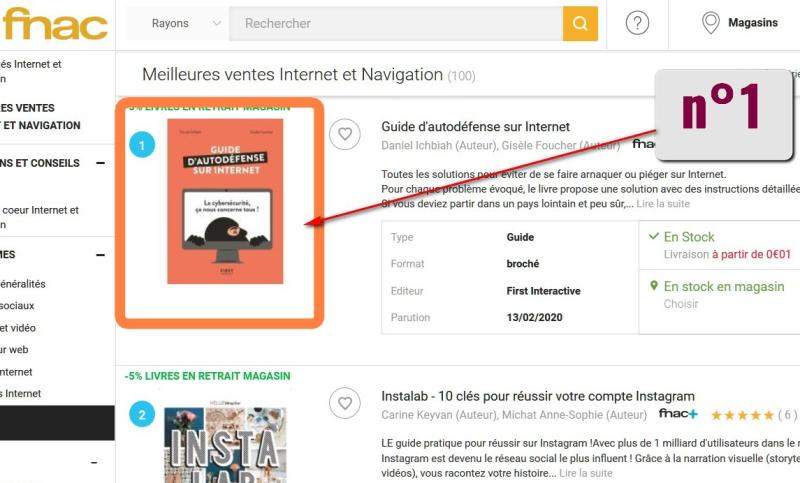 No1 internet et navigation